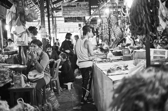 Documentary Portrait Travel Human People Cambodia